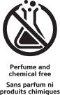 Perfume and chemical free
